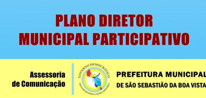 CONVITE – REUNIÕES COMUNITÁRIA DO PLANO DIRETOR MUNICIPAL PARTICITATIVO