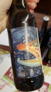 Atwater Brewing - First Brown Ale