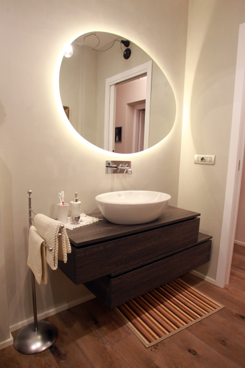 2016 – RESTYLING BAGNO
