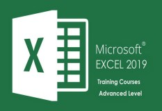 MS.EXCEL 2019 Advanced Level Training Classes