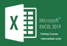 Microsoft Excel Training Courses Intermediate Level