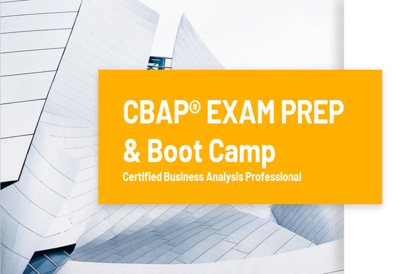 CBAP Training course and class