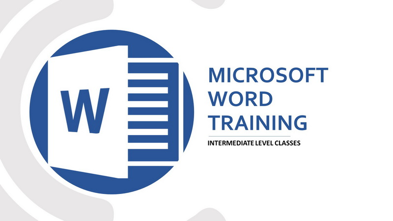 Microsoft Word Training Courses - Intermediate Classes