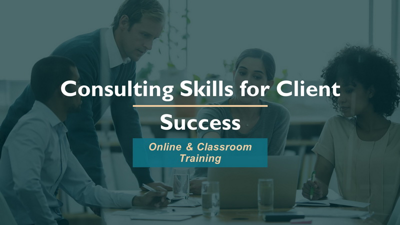 Consulting Skills Training Course