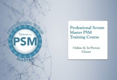 Professional Scrum Master PSM Training Course