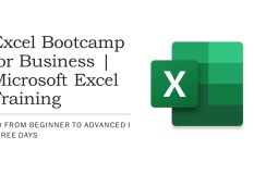 Excel Bootcamp for Business -Microsoft Excel Training