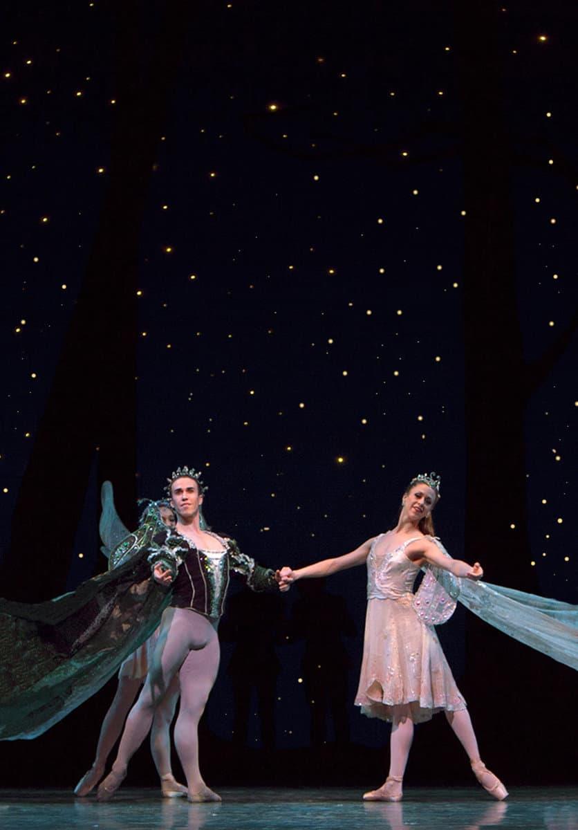Season Ballet Performances At Pacific Northwest Ballet
