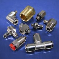 Pneumatic System Fittings   Air Fittings   Mini Pneumatic ...