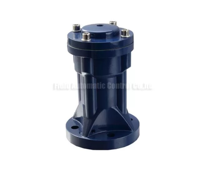 7mpa Working Pressure Pneumatic Control Impact Air Hammer Vibratorimpact Force  5 Kgm S
