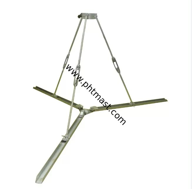 Tripod Ground Mounting Bracket for PHT Pneumatic
