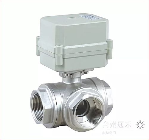 3 way electric hyundai excel wiring diagram fluid valves 2 n closed open universal pvx3xx series stainless steel ball these have switches that switch them off when they reach end of rotation