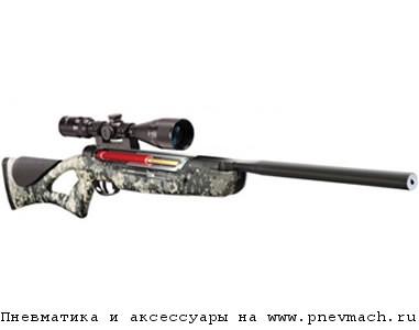 Пневматические винтовки Crosman (США)