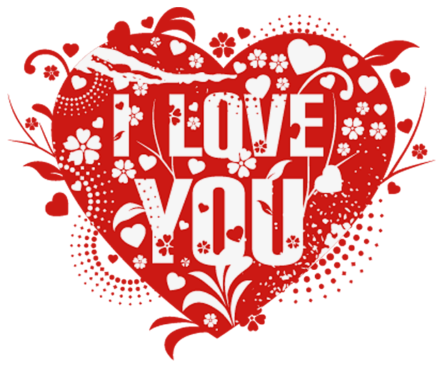 Download I Love You Text PNG Transparent Images | PNG All
