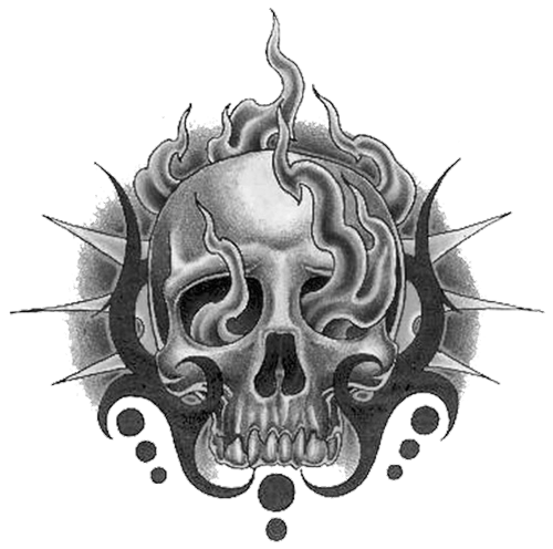 Steampung Girl Holding Skull Wallpaper Skull Tattoo Png Transparent Images Png All
