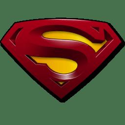 superman logo png transparent