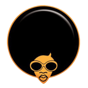afro hair transparent