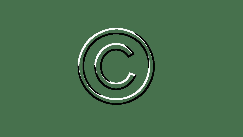 copyright symbol png transparent