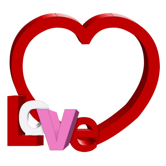 Valentines Day Frame PNG Image PNG Arts