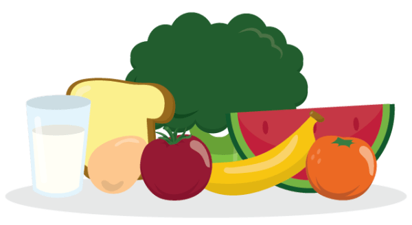 Healthy Food PNG Transparent Images Pictures Photos