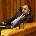 PMs - two motions filed claiming Koim's contempt
