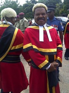 You can't disobey a direct court order, but we'll cooperate with you all we can.  Courts attitude to the Commissioner of Police