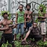 """Dons 585"""", 9 Mile Settlement, Port Moresby. (Vlad Sokhin)"""