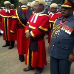 Justices of the PNG courts