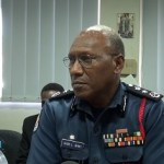 Commssioner of Police Gary Baki -