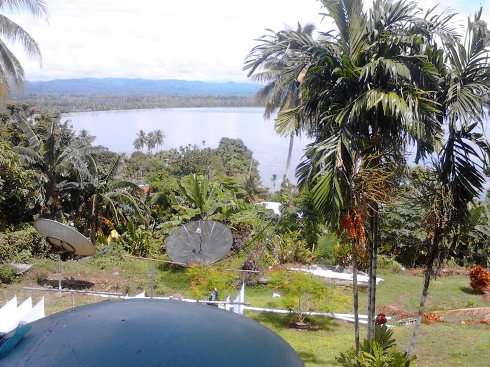 PNG Facts - Hotels. Lodges. Guest House & Backpackers in Wewak. East Sepik