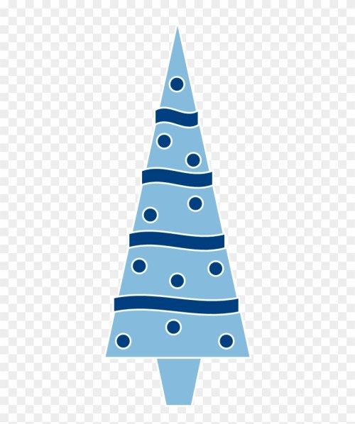 small resolution of free clipart n images blue christmas tree clipart hd png download