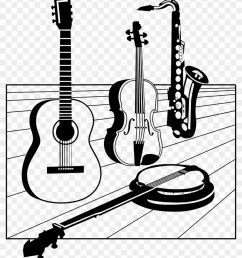 classical guitar silhouette at getdrawings music instruments clipart hd png download [ 840 x 1002 Pixel ]