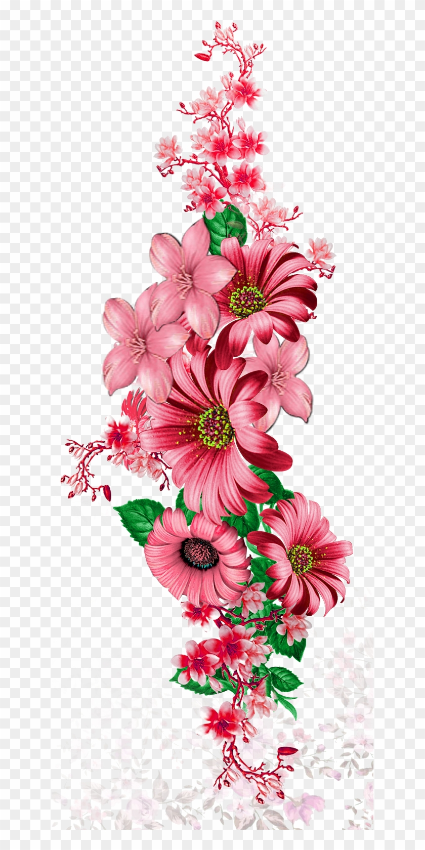 vector flower vector art