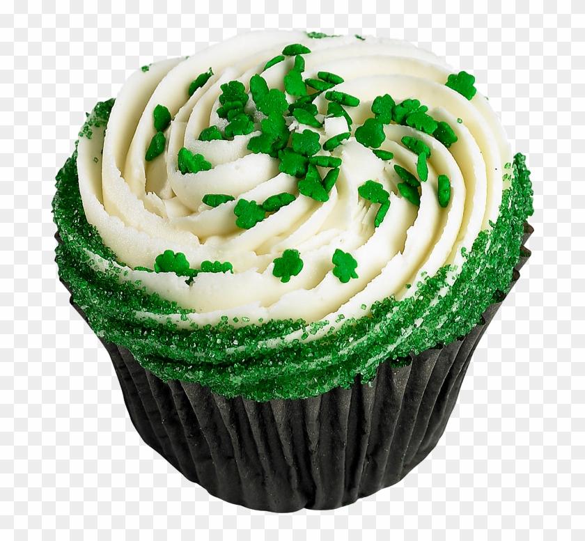 Saint Patrick Cupcakes Png Transparent Png 1008x10021830462