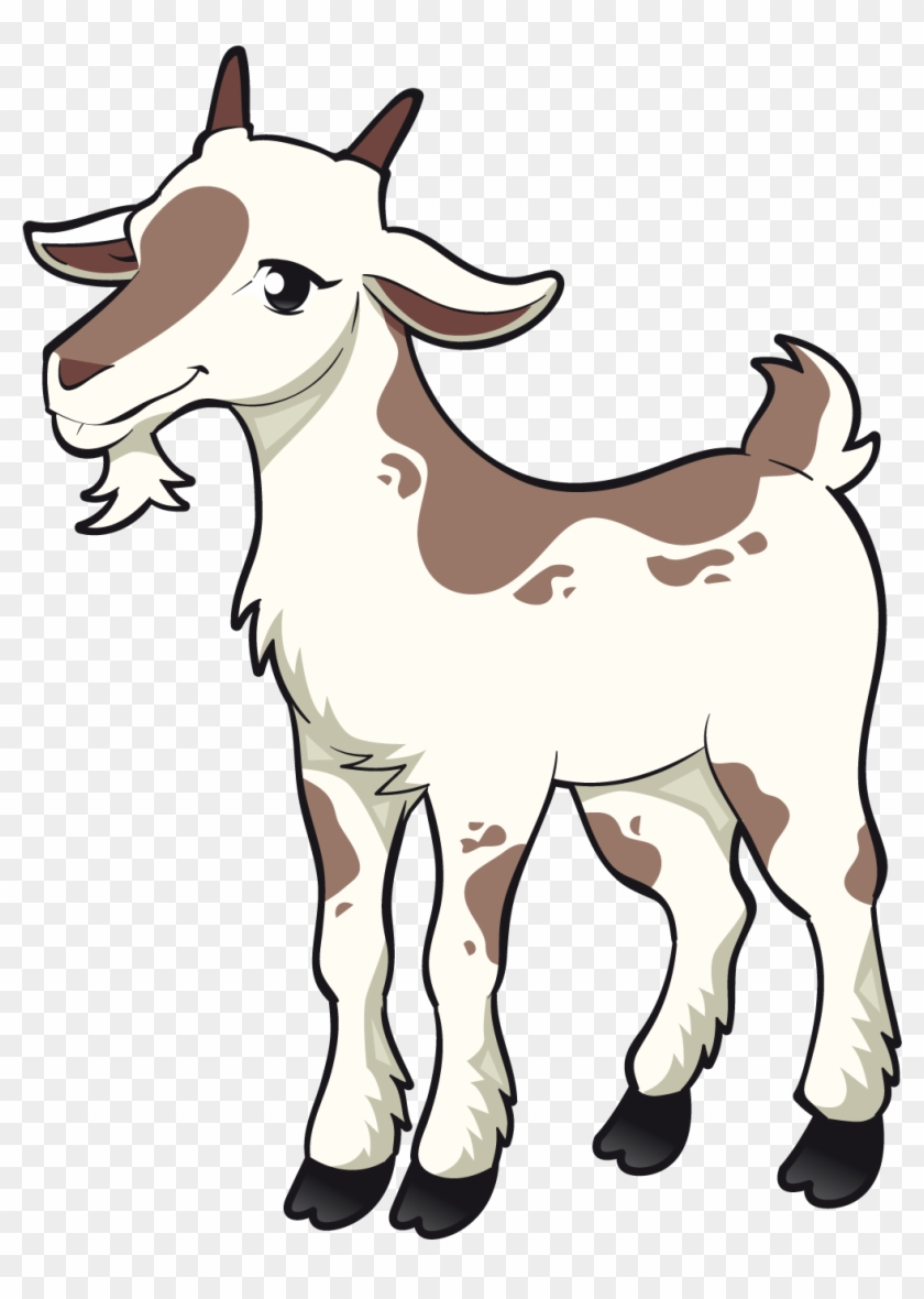 hight resolution of goat sheep clip art goat farm animals clipart hd png download