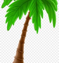 palm tree cartoon png clip art image coconut tree art png transparent png [ 840 x 1381 Pixel ]