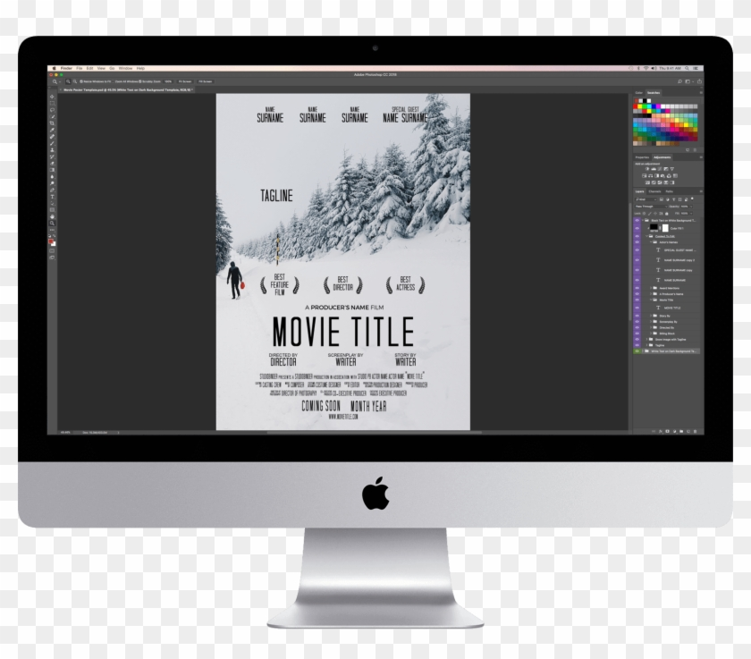 013 template ideas movie poster free