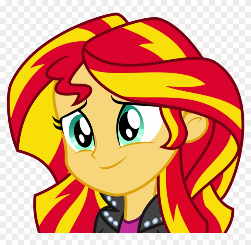 My Friends By Decprincess D7wysqy Mlp Eg Sunset Shimmer Sad Hd Png Download 798x738 2035994 Pngfind