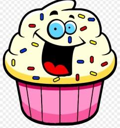 cartoon cupcake clipart cartoon pictures of desserts hd png download [ 840 x 1002 Pixel ]