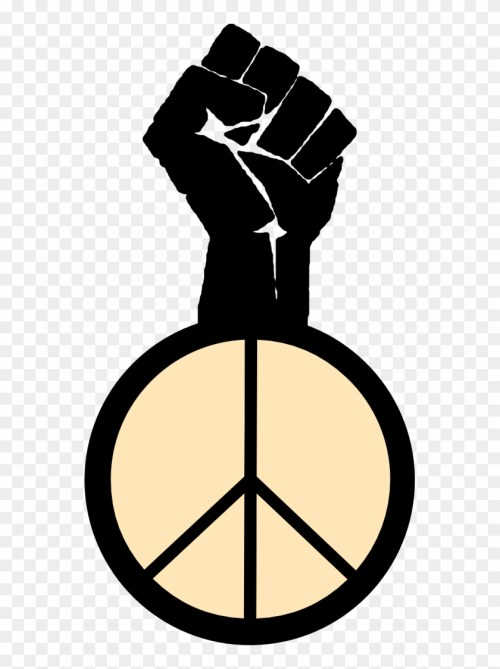 small resolution of graphic royalty free fight clipart street fight symbols for black power hd png download