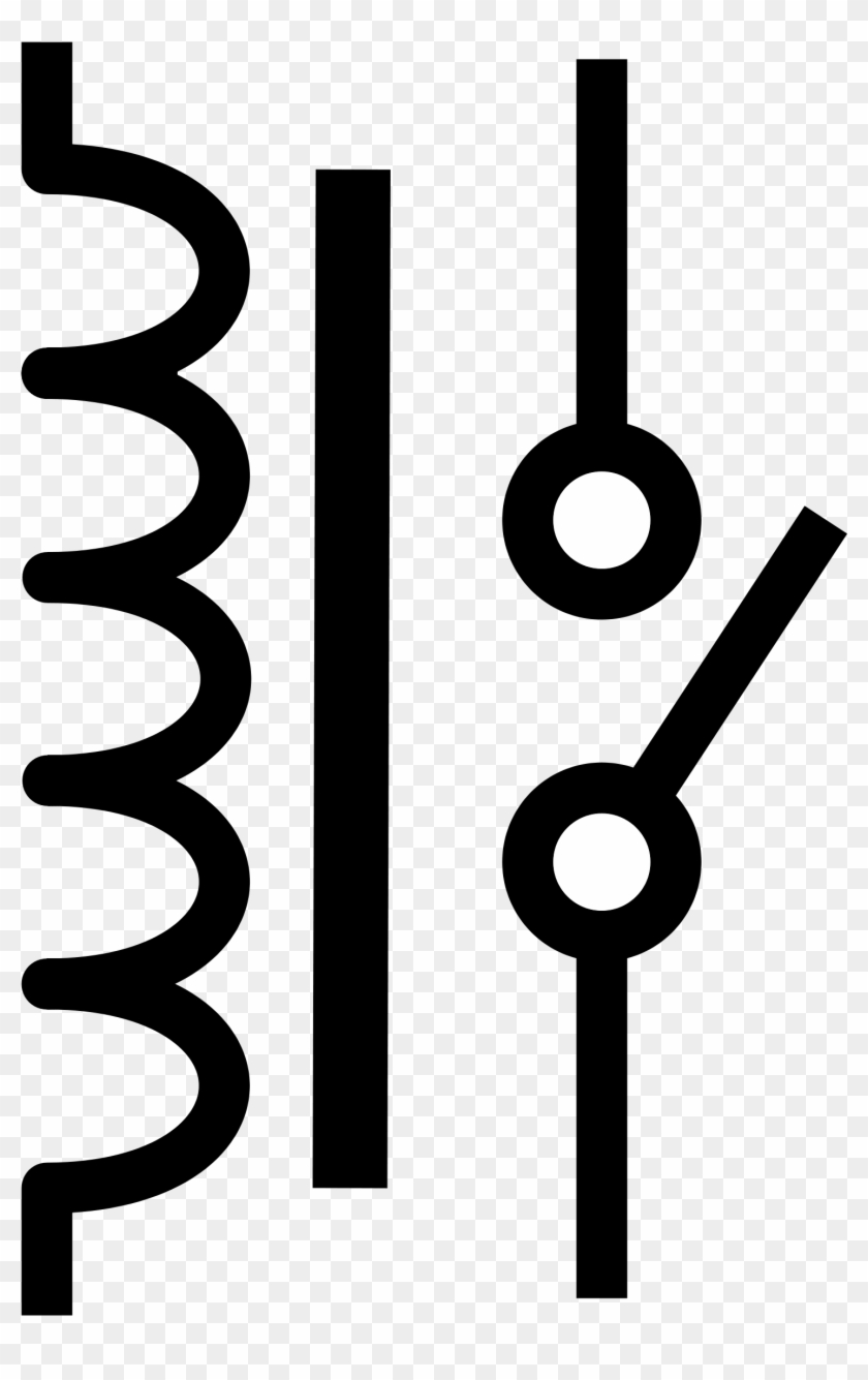 Component Schematic Symbol For Relay Electrical Filespst
