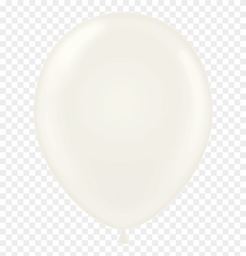 white balloons white color
