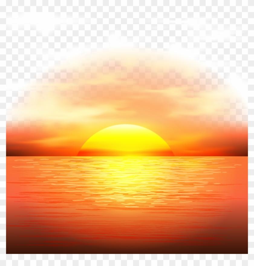 vector sky sunrise sunset