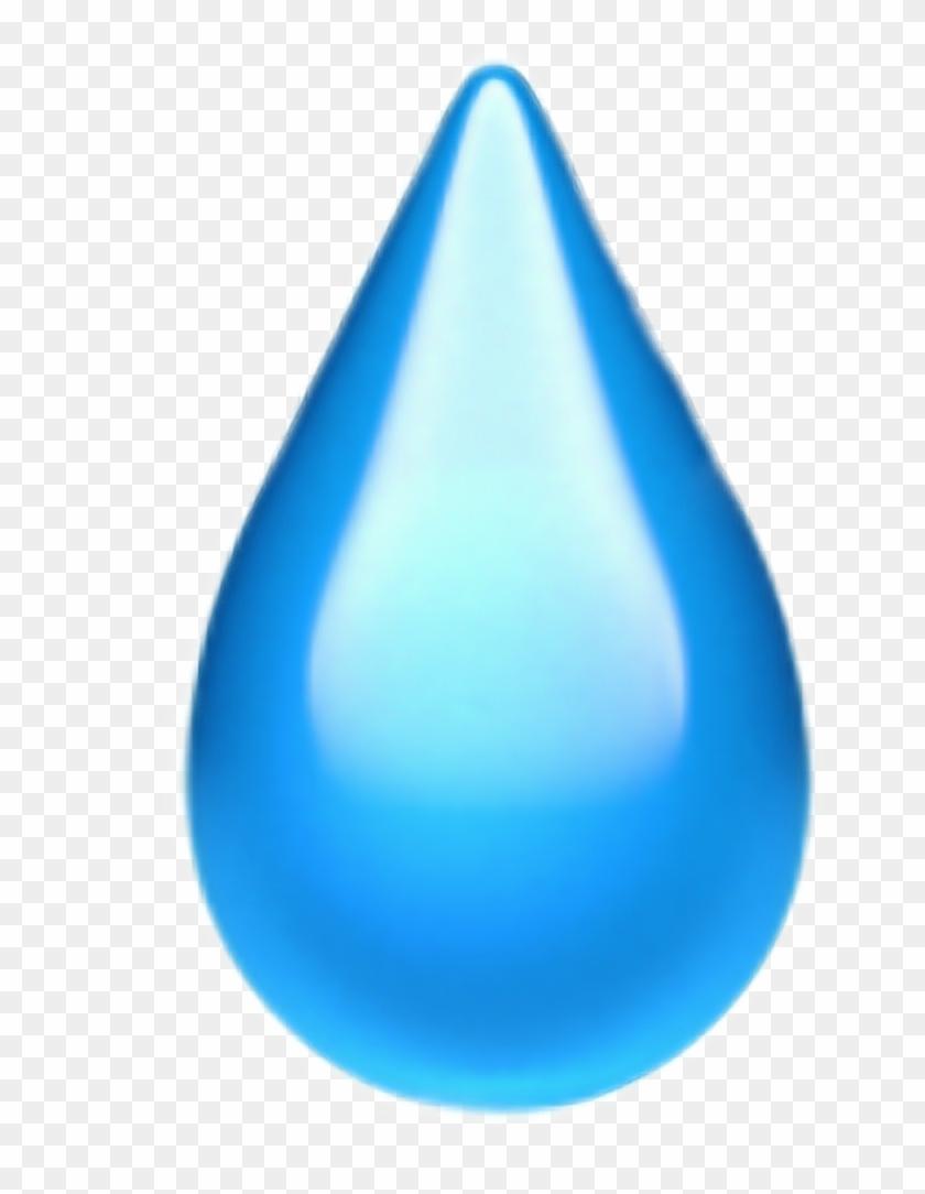 tear droplet emoji iphone