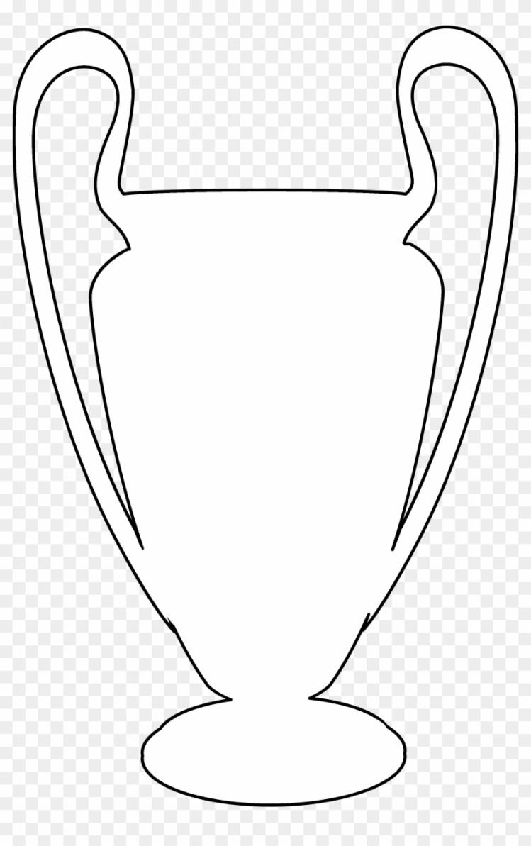 Champions League Logo Black And White - Champions League ...