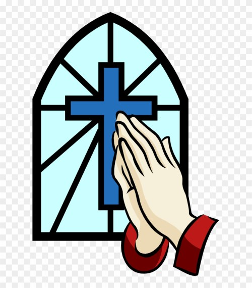 small resolution of religious clipart prayer praying at church drawing hd png download