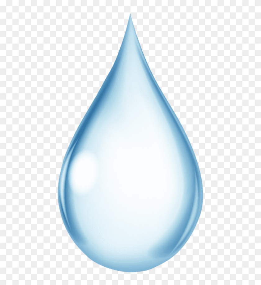download water drop transparent