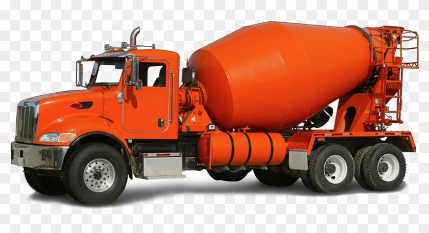 concrete truck png ready