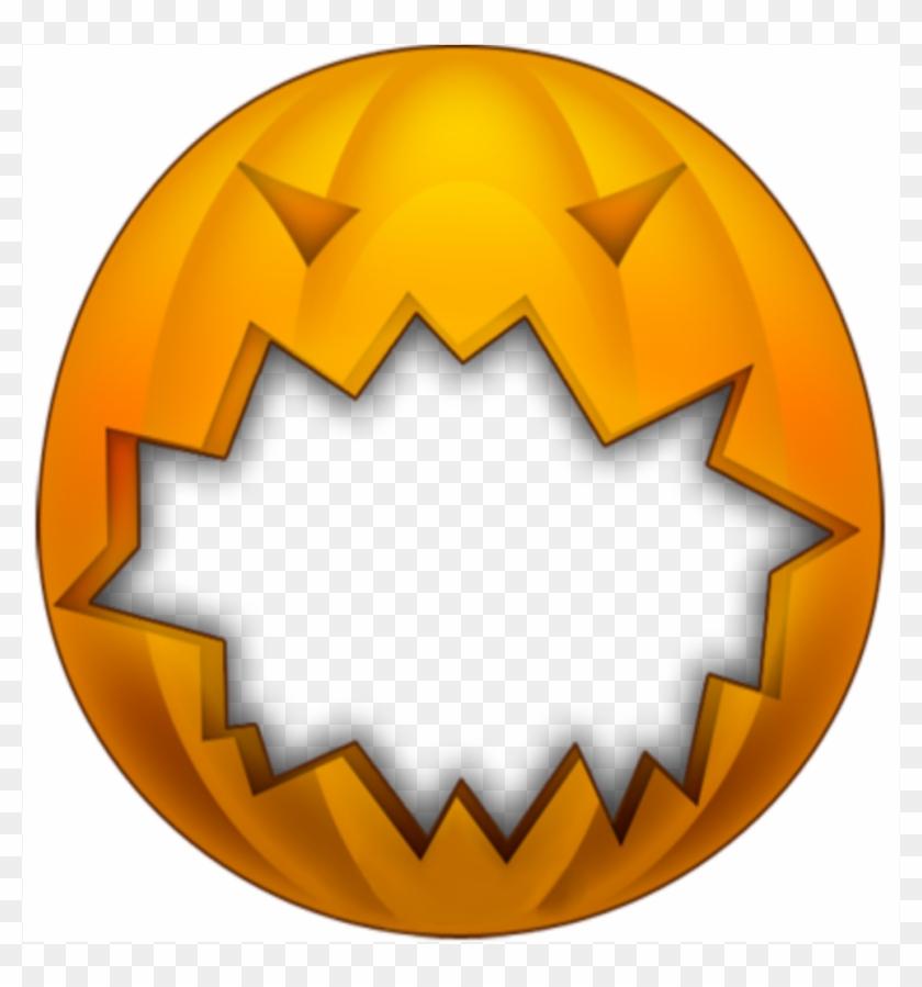 mq pumpkin halloween frame