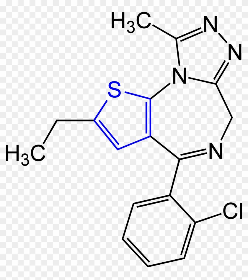 medium resolution of etizolam structural formula v general chemistry png transparent png