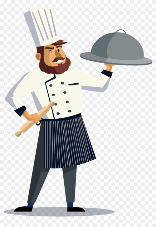 small resolution of cook clipart restaurant chef job hiring assistant chef hd png download